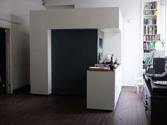 Freunde von Freunden — Friedrich Gobbesso — Artist, Apartment, Wedding, Berlin — http://www.freundevonfreunden.com/interviews/friedric #plain