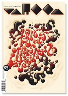 Varoom on the Behance Network #lettering #alex #trochut #illustration #typography