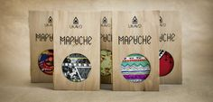 Mapuche on Behance #packaging