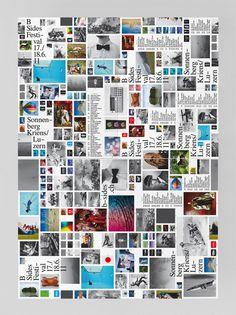 B Sides 11 Poster Series #feixen #design #graphic #pfffli #poster #felix