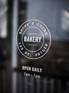 I'M NOT WORDY #bakery