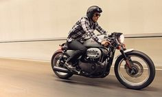 Harley-Davidson Nightster café racer by Deus picture: 334223 - Top Speed