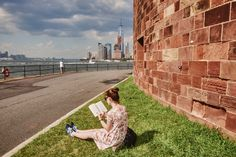 The Hidden Summer Readers of N.Y.C. by Jonno Rattman