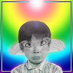 rainbow+kid.png (PNG Image, 616 × 616 pixels) #rainbow #imperfectionist #border #boy #moth #sacramento #surreal #sad