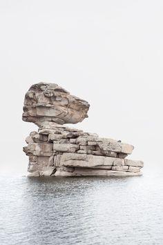 Zentral Asien Landschaft by Waldemar Salesski #waldemar #water #documentary #rock #asia #landscape #photography #salesski