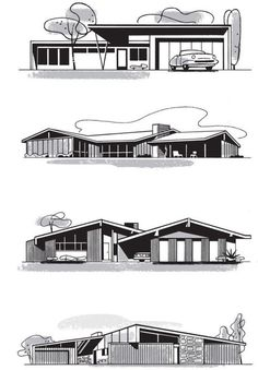 paul rogers | Tumblr #houses #line #architecture #drawing