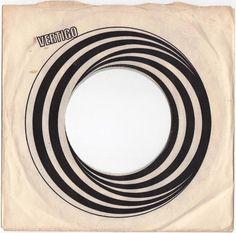 Megamagro visual log #record #vertigo #sleeve