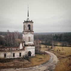 Abandoned Russia: Urbex Photography by Kseniya Savina