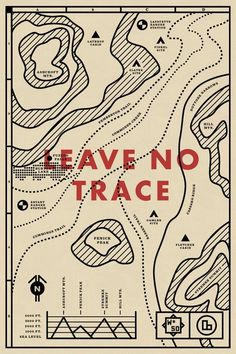 No. 50 / Travis Ladue #map #navigation #terrain