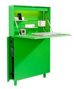 Flatmate Desk by Michael Hilgers for Müller Möbelwerkstätten Photo #station #laptop #living #compact #furniture #desk #work