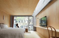 Hotel Far & Near XinYuqingli by kooo architects