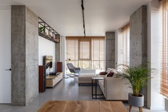 Art & Music Apartment / Svoya Studio