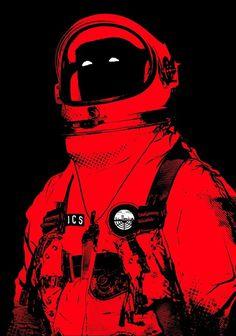 Poltergeist #spaceman