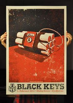 GigPosters.com - Black Keys, The #black #poster #keys