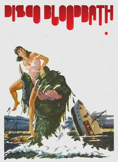 Disco Bloodbath #poster #logo #music #art