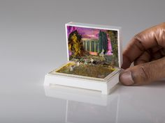 talwst03 #miniature #art #box #jewellery