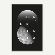 Lunar Strata on Behance
