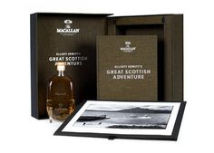macallan #packaging #book #box #whisky #photography