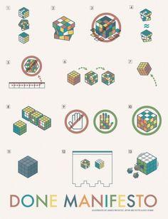 Bre Pettis   I Make Things - Bre Pettis Blog - The Cult of DoneManifesto #manifesto #organize #done