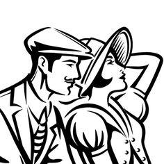 Manesse - Albert Morell Illustration #logo #logotype #branding #mark #trademark #identity #brand #logodesign #symbol #branddesign #graphicd