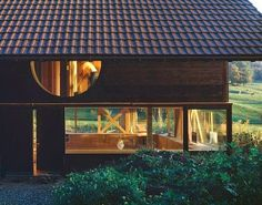 House in Basthal by Pascal Flammer