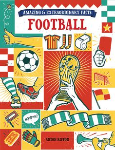 Football Facts on Behance #iuyoi