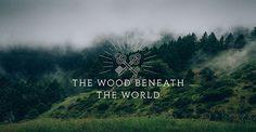 The Wood Beneath The World on Behance #branding #wood #identity #logo #trees #keys