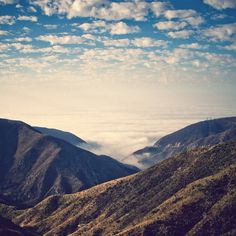IMG_7953 | Flickr - Photo Sharing! #clouds #color #landscape #photography #mountains #california