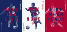 The New England Revolution Outdoor Ad - It Started Here #usa #layout #soccer #mls #players