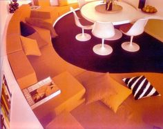 WANKEN - The Blog of Shelby White » The Interiors of Mid-Century Modern #interior #modern #design #living #vintage #midcentury #room