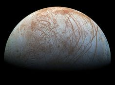 NASA Unveils Most Amazing View of Jupiter's Moon Europa Ever (Video) #jupiter #europa #moon