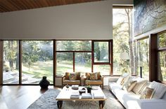 "CJWHO ™ (Villa Isabella by Brasil Arquitetura ""For us it...) #design #architecture #wood #interiors"