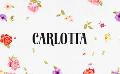 Carlotta — The Dieline #logotype