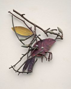 New Bird & Butterfly Flip Book Machines by Juan FontaniveApril 15 #wood #bird #sculpture