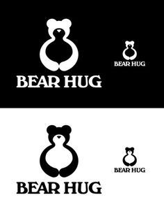 Logo Design: Bear Hug on the Behance Network #bear