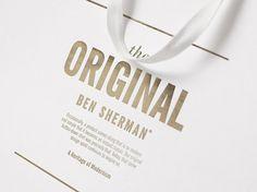 Good design makes me happy #packaging #bag #sherman #ben
