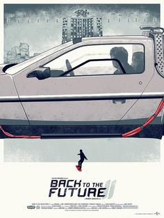 Phantom City Creative | Back To The Future Trilogy #design #graphic #the #back #poster #future #to