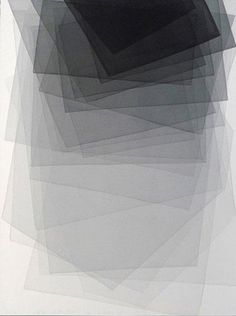 layers #black and white #geometry #square