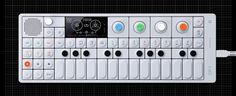 OP-1 - Introduction - Teenage Engineering #synth #design #product #industrail #music #engineering #teenage