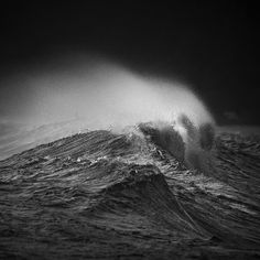 The Wave, Hengki Koentjoro #photography #white #black #wave