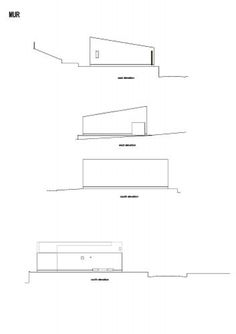 Elevations #elevations #drawings #sheds #architecture #houses #facades