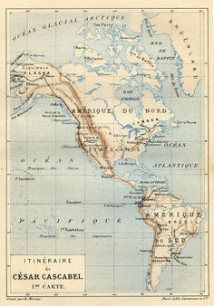 Tumblr #old #map