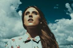 Fashion Photography by Ohrangutang (9) #sky #floral #woman #shirt