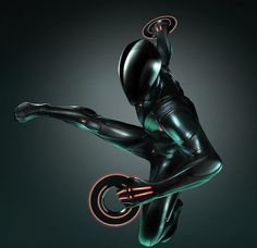 TRON LEGACY Promo Images of the Disc Game Designs - News - GeekTyrant