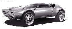 DANIELSIMON.NET - CARÂ DESIGN #future #car #sketch