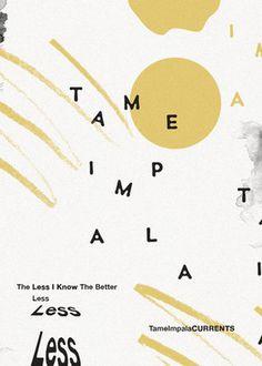 Tame Impala - By Isaac Villanueva #tameimpala #poster #bandposter #print