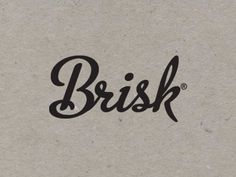 Dribbble - Brisk by Ryan Carter