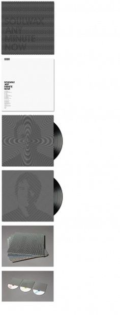 Richard Robinson Design #cover #album #pattern