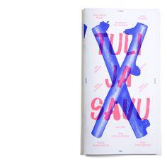 Tuli ja Savu I/X : Martin Martonen #ja #marker #purple #sticks #savu #tuli
