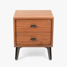 379 Mcqueen Bedside Chest by Matthew Hilton for De La Espada. #nightstand